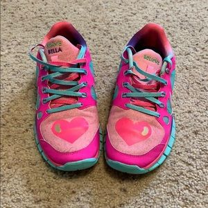 Nike limited edition Bella sneakers